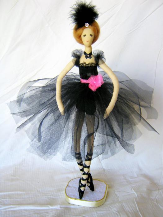 Балерина сшить своими руками