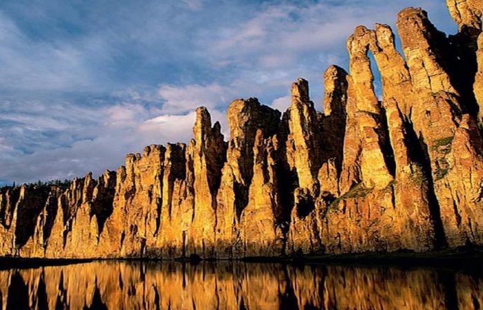 Фотографии: 25 чудес России, созданных Природой