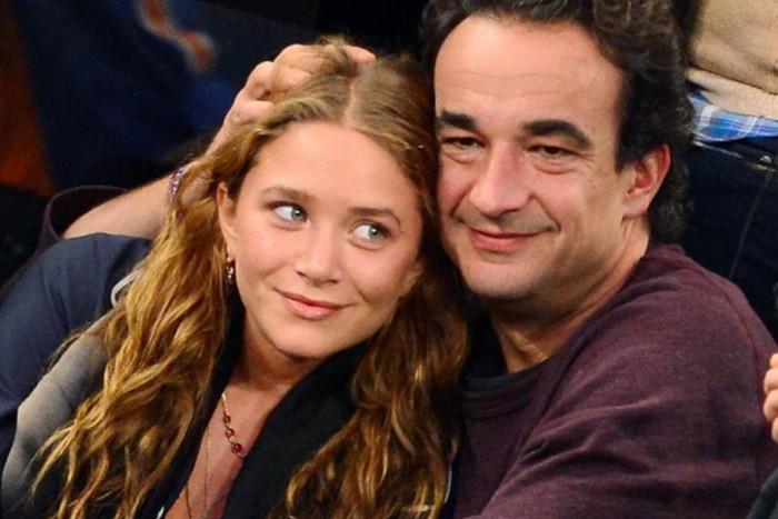 Сводный брат Николя Саркози Оливье женился на голливудской актрисе Мэри-Кейт Олсен, одной из известных сестер-близняшек