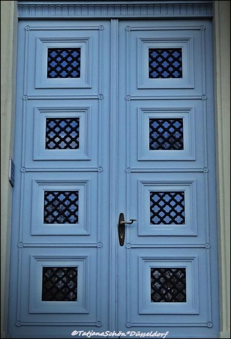 Дюссельдорфские двери