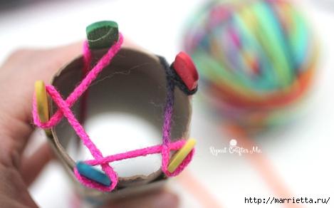 Устройство для плетения шнура своими руками (4) (469x292, 84Kb)