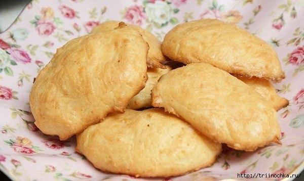 Рекомендую! Быстрые сырные печенья