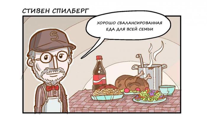 Если бы режиссеры были кулинарами