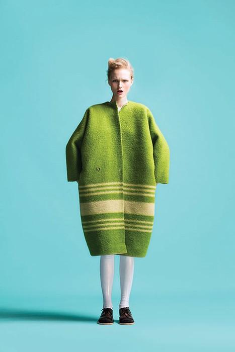 126583201 120315 2156 7 Эстонский дизайнер создаёт пальто из старых советских одеял