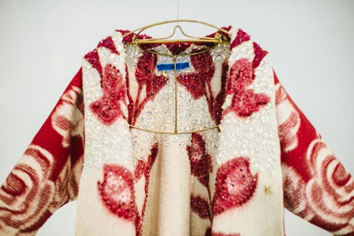 126583205 120315 2156 11 Эстонский дизайнер создаёт пальто из старых советских одеял
