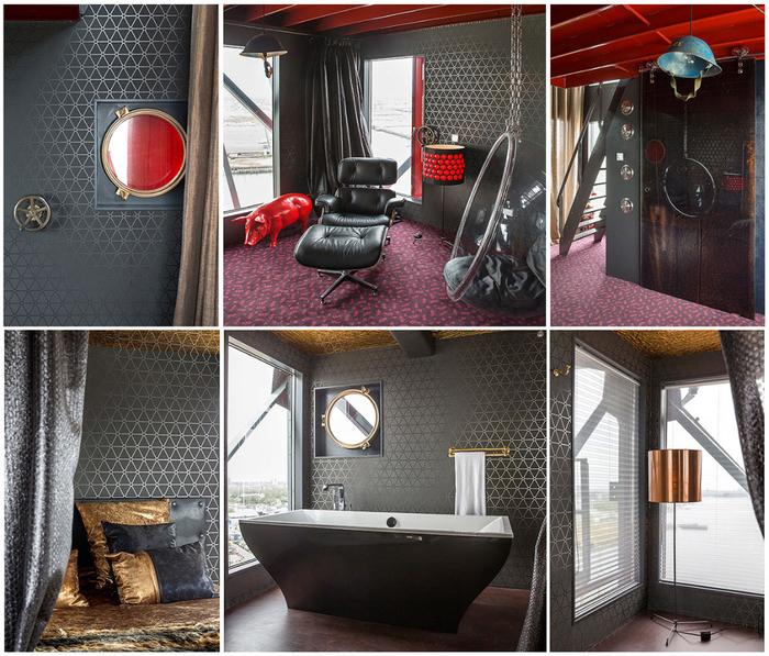 отель моцарт 3 в амстердаме:
