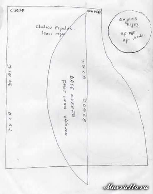выкройка снеговика (3) (490x619, 77Kb)