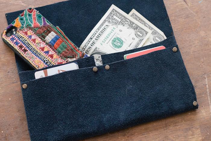 Как изготовить кошелек своими руками