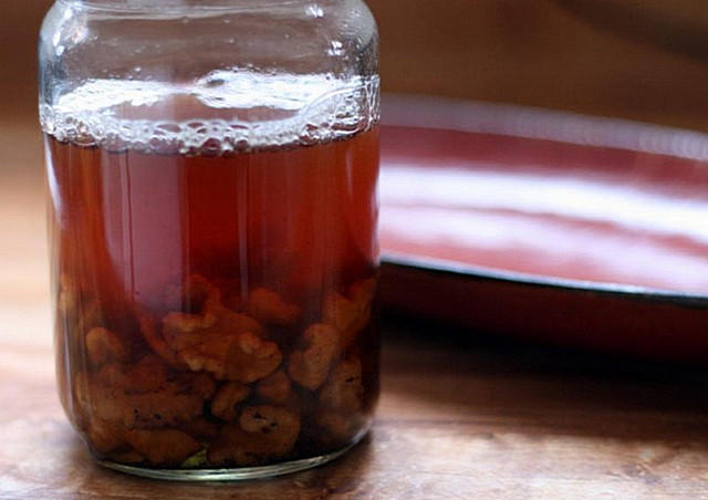 Рецепт приготовления домашнего коньяка из спирта 1