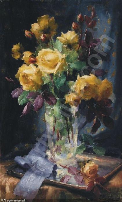 mortelmans-frans-franz-1865-19-roses-jaunes-2121493 (422x700, 219Kb)