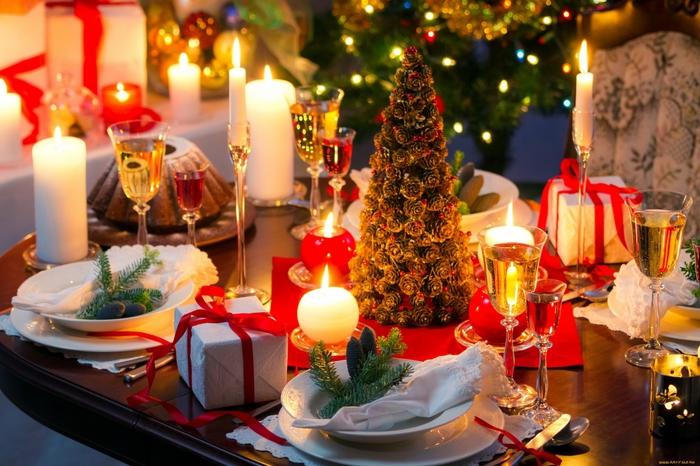 секретные новогодние рецепты