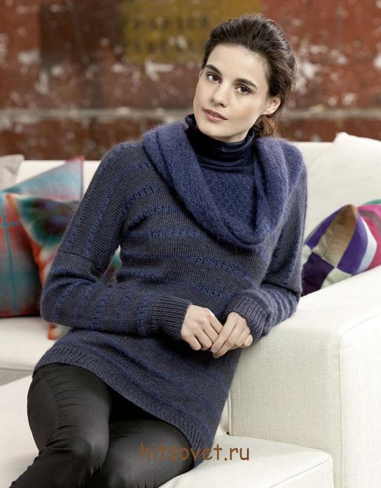 modnyj_pulover (546x700, 345Kb)