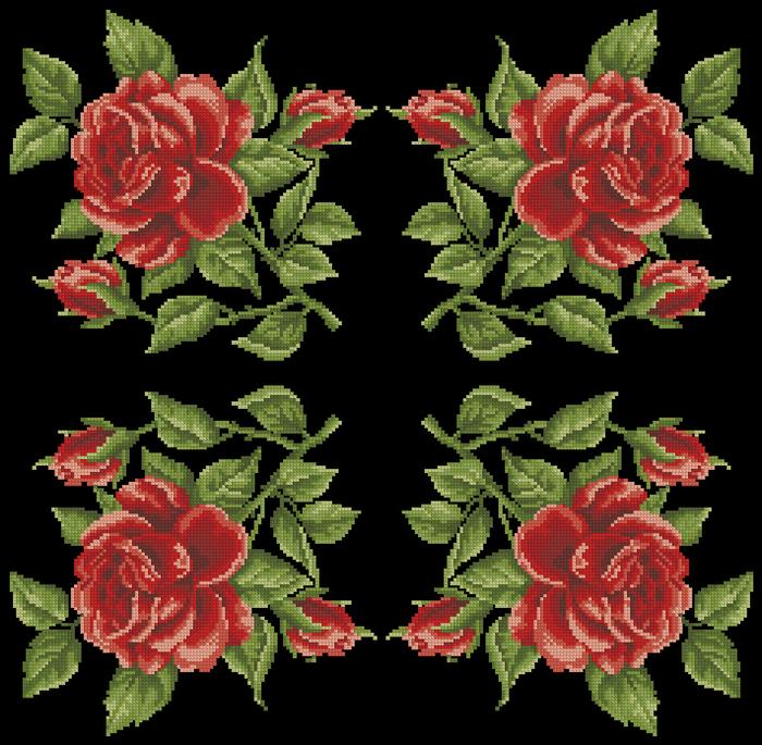 podushka-s-krasnoj-rozoj (700x685, 558Kb)