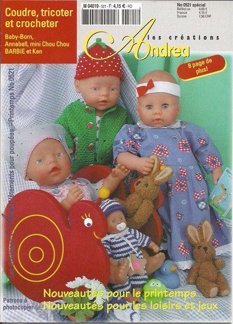 Одежда для кукол шитье и вязание