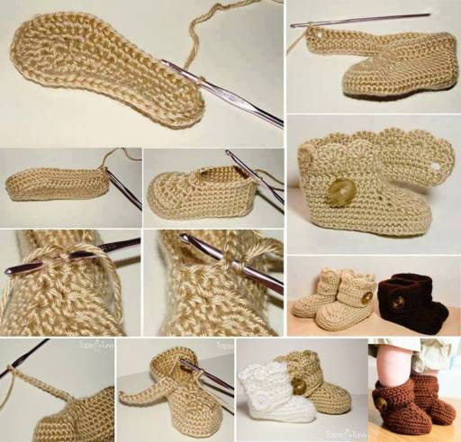 Crochet-Lovely-Baby-Booties (512x491, 42Kb)