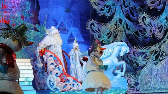 В Москве отравились артисты участвовавшие в новогодних мероприятиях