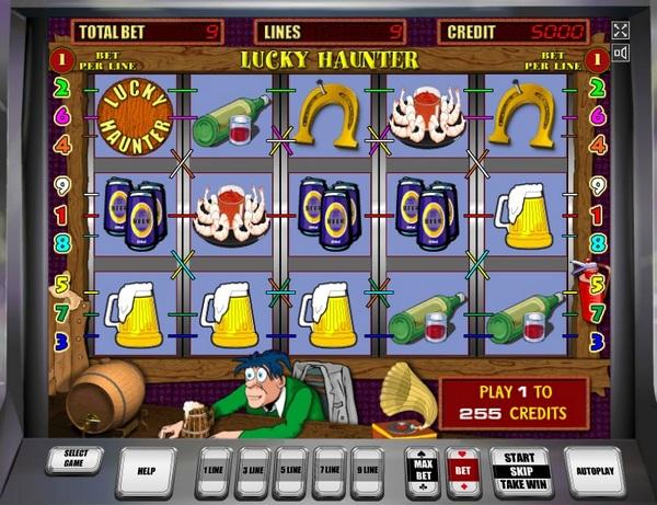 игровой автомат Lucky Haunter (600x461, 360Kb)
