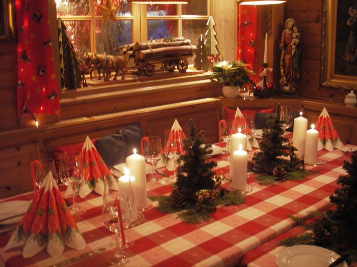 Красивая сервировка новогоднего стола1а (700x525, 506Kb)
