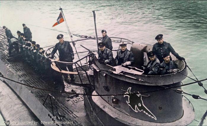 сериал про немецкую подводную лодку