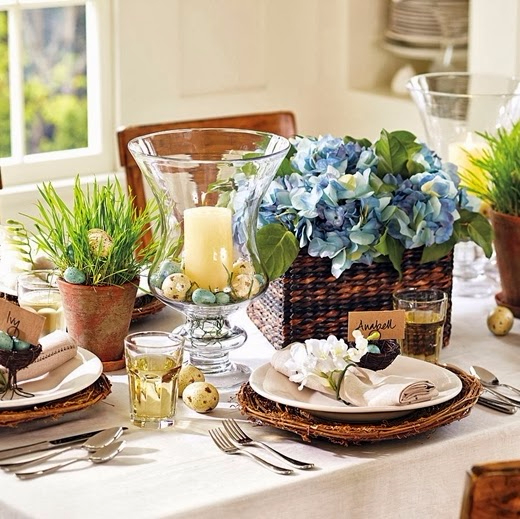 easter decor table settings  (2) (520x519, 311Kb)