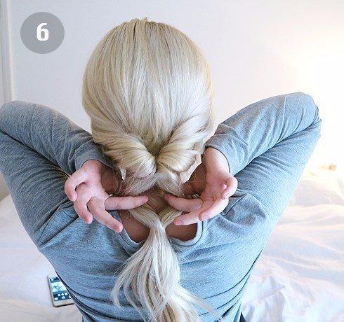 красивая прическа на длинные волосы6 (490x460, 202Kb)