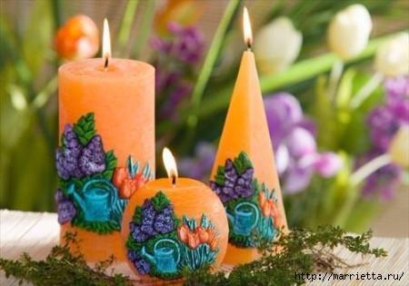 Пасхальные свечи. Для любования (16) (450x315, 95Kb)