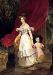 ������ Elena_Pavlovna_of_Russia_with_daughter_Maria_by_Brullov_(1830,_Russian_museum) (492x700, 451Kb)