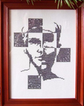 ������ ЗД-001 Портрет мужчины (399x502, 162Kb)