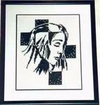 ������ ЗД-002 Портрет женщины (239x250, 41Kb)