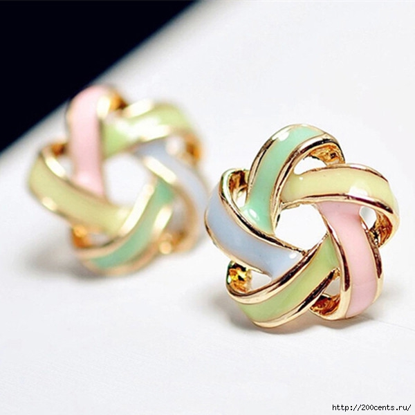 2015 New Fashion Novel Jewelry Color Stripe Earrings For Women Trendy Brincos Pequenos Stud Earrings E259/5863438_2015NewFashionNovelJewelryColorStripeEarringsForWomenTrendyBrincosPequenosStudEarringsE2591 (600x600, 133Kb)