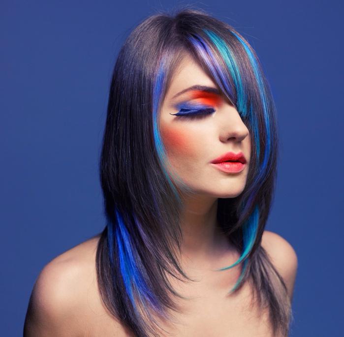 Как сделать цвет волос более ярким без окрашивания