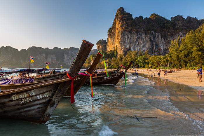 пляж рейли таиланд фото 1 (700x466, 426Kb)