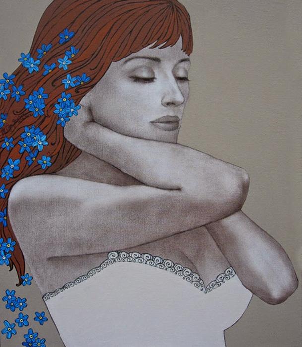 "Olga Gouskova Ольга Гуськова Tutt""Art@ (19) (609x700, 398Kb)"