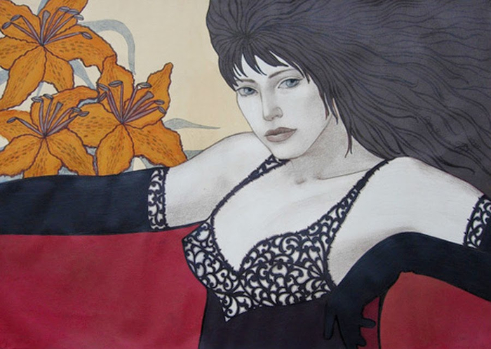 "Olga Gouskova Ольга Гуськова Tutt""Art@ (39) (700x497, 321Kb)"