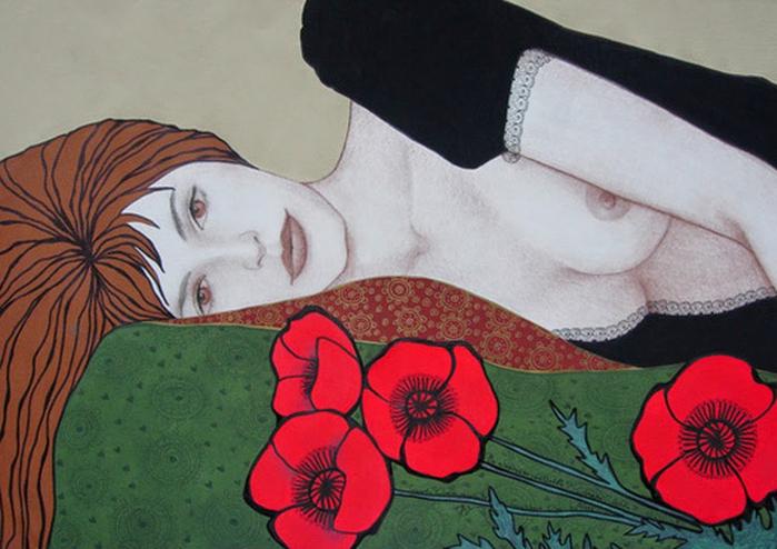 "Olga Gouskova Ольга Гуськова Tutt""Art@ (58) (700x494, 341Kb)"