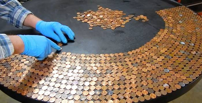 Creative-Ideas-DIY-Amazing-Penny-Table-Top (700x358, 287Kb)
