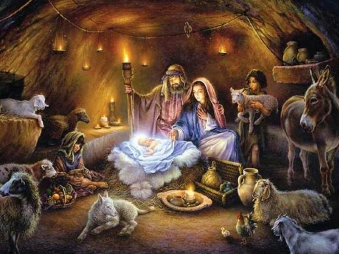 Рождество Христово празднуется по-разному - интересные традиции