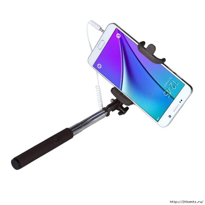 Best seller Extendable Handheld Self-portrait Tripod Monopod Stick For iPhone and other Smartphone selfie stick/5863438_BestsellervidvijnayarychnoiavtoportretshtativmonopodpalkidlyaiPhoneidrygihsmartfonovselfiepalka2 (700x700, 67Kb)