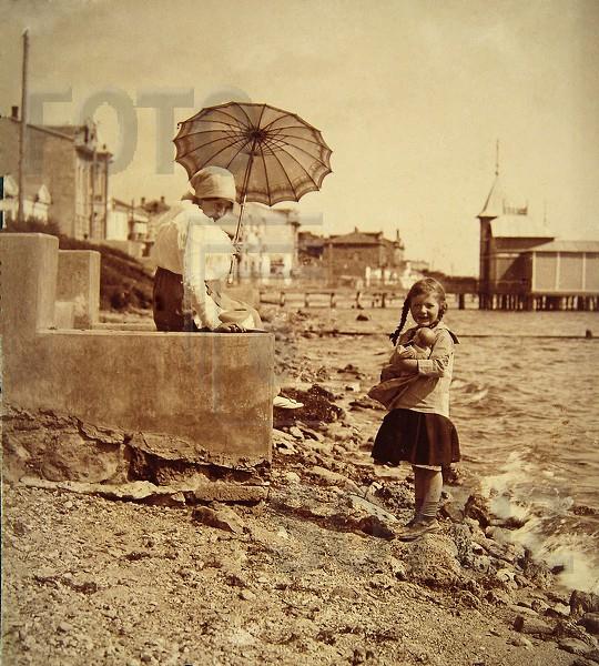 Коптев На берегу моря Россия 1910 - е (540x600, 403Kb)