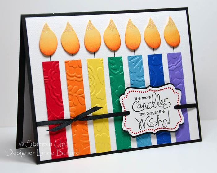 Открытки с днем рождения своими руками 2 класс