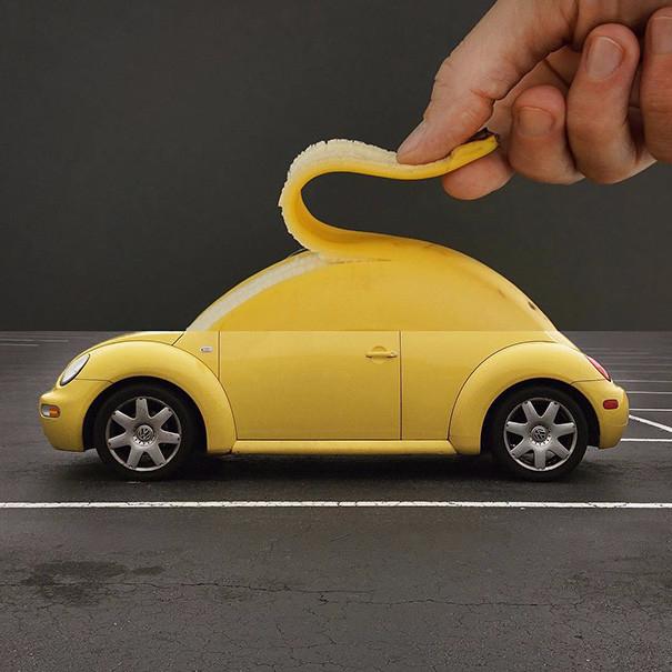 1. Машина + банан (605x605, 255Kb)