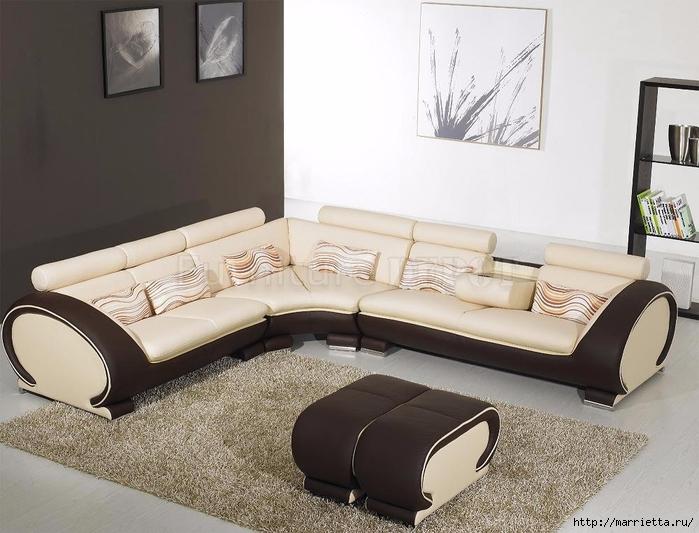 А вам нравятся секционные кожаные диваны (10) (700x533, 239Kb)