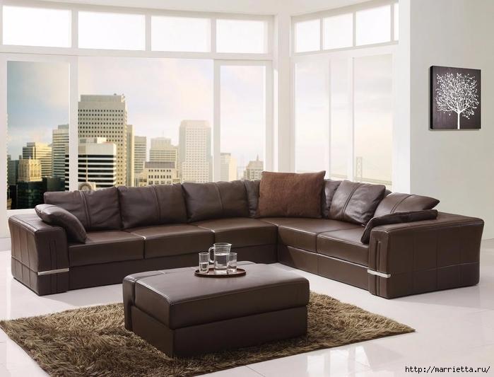 А вам нравятся секционные кожаные диваны (12) (700x533, 208Kb)