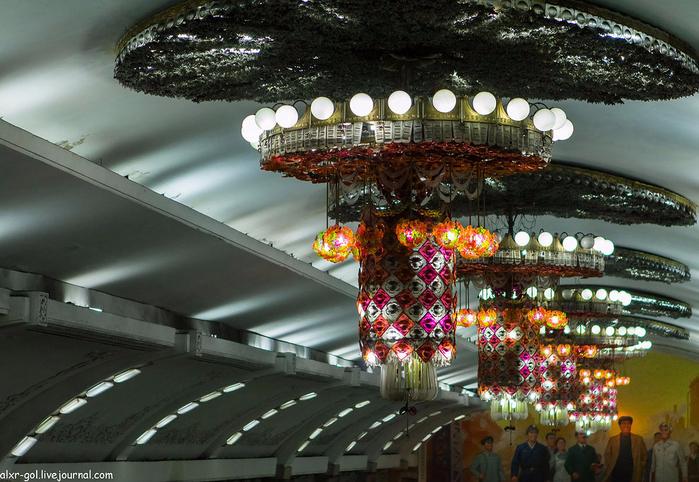 метро в пхеньяне фото 9 (700x482, 432Kb)