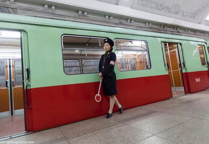 метро в пхеньяне фото 11 (700x482, 355Kb)