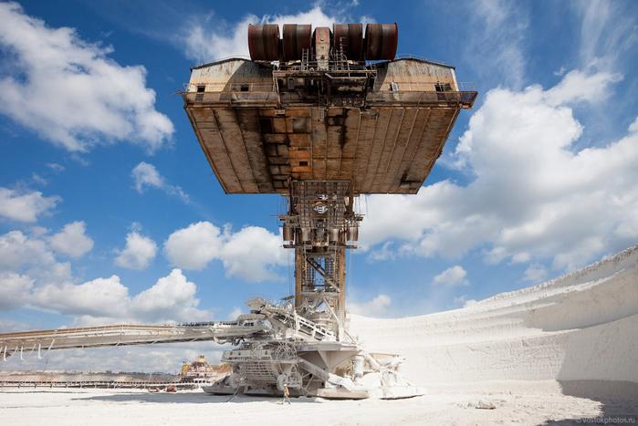 добыча железной руды фото 6 (700x467, 342Kb)