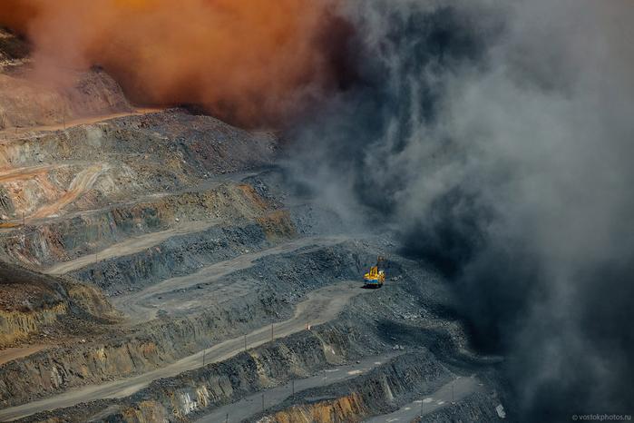 добыча железной руды фото 10 (700x466, 322Kb)