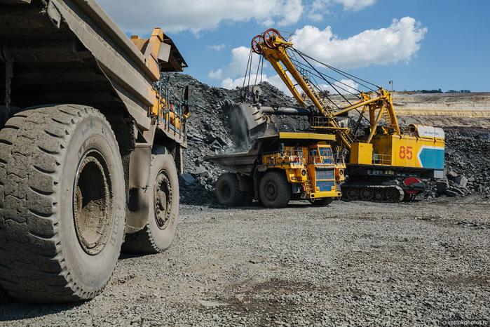 добыча железной руды фото 11 (700x466, 433Kb)