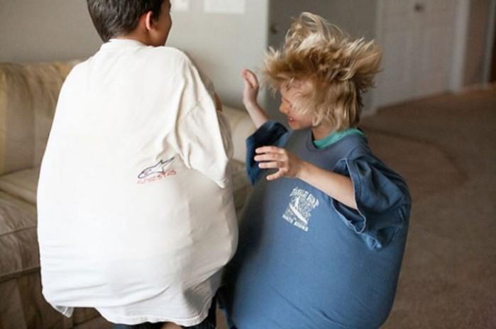 Детские летние забавы! 20 недорогих способов занять ребёнка на свежем воздухе