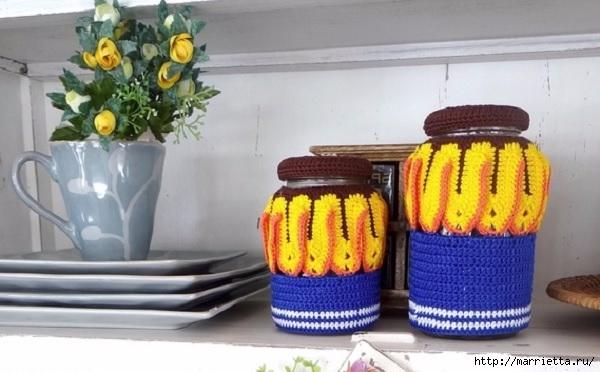 Баночка для украшения кухонного интерьера (4) (600x372, 139Kb)